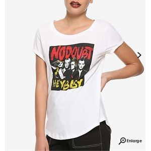 No Doubt Hey Baby T-Shirt